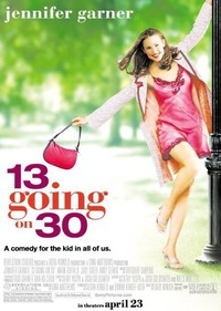 13 Going on 30 main cover