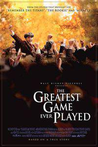 The Greatest Game Ever Played main cover