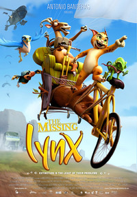 The Missing Lynx main cover