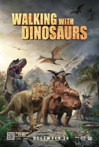 Walking with Dinosaurs 3D main cover