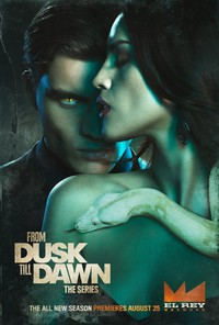 From Dusk Till Dawn: The Series movie cover