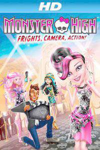 Monster High: Frights, Camera, Action! main cover