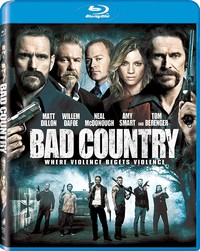 Bad Country main cover