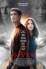 the_giver movie cover