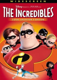 The Incredibles main cover