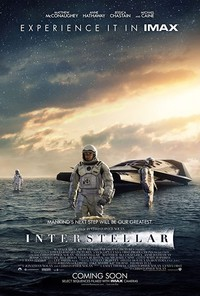 Interstellar main cover
