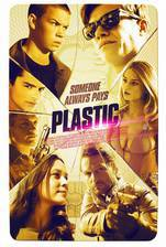 plastic movie cover
