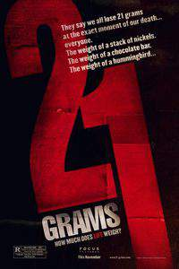 21 Grams main cover