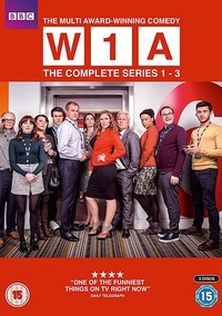 W1A movie cover