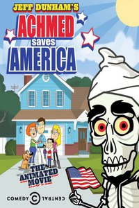Achmed Saves America main cover