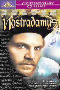 Nostradamus main cover