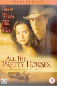 All the Pretty Horses main cover