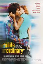 a_life_less_ordinary movie cover