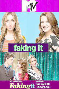 Faking It movie cover