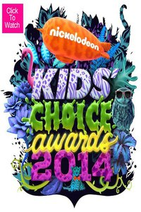 Nickelodeon Kids Choice Awards 2014 main cover