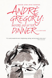Andre Gregory: Before and After Dinner main cover