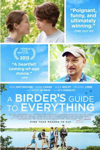 A Birder's Guide to Everything main cover