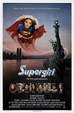 supergirl movie cover