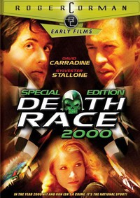 Death Race 2000 main cover