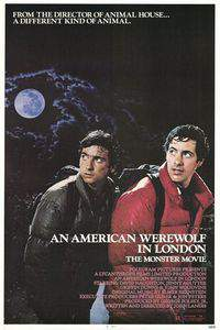 An American Werewolf in London main cover