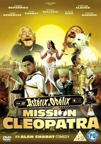 Asterix & Obelix: Mission Cleopatra main cover