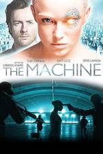 the_machine movie cover