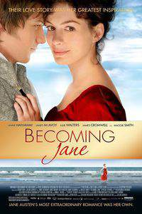Becoming Jane main cover