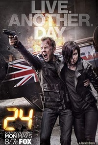 24: Live Another Day movie cover