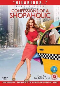Confessions of a Shopaholic main cover