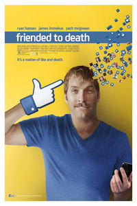 Friended to Death main cover
