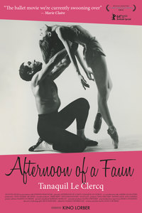 Afternoon of a Faun: Tanaquil Le Clercq main cover