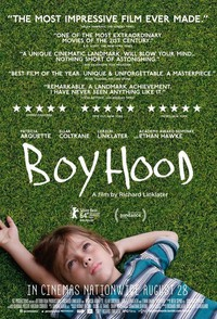 Boyhood main cover