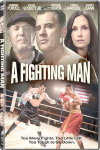 A Fighting Man main cover