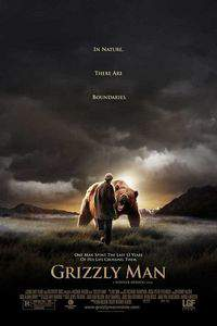 Grizzly Man main cover