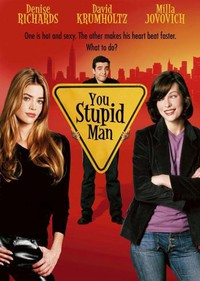 You Stupid Man main cover