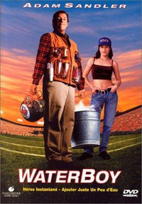 The Waterboy main cover