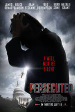 persecuted movie cover