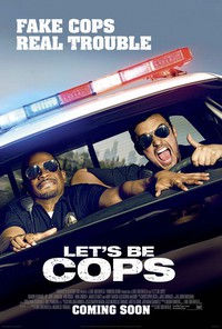 Let's Be Cops main cover