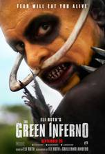 the_green_inferno movie cover