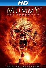 the_mummy_resurrected movie cover