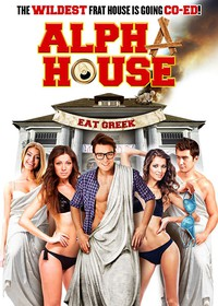 Alpha House main cover