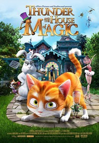 The House of Magic main cover