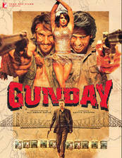 gunday movie cover