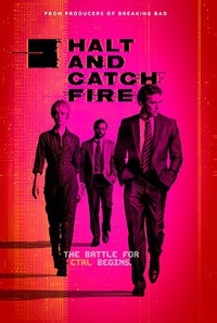 Halt and Catch Fire movie cover