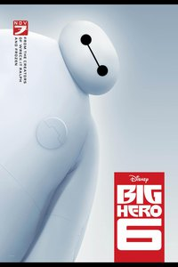 Big Hero 6 main cover