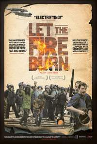 Let the Fire Burn main cover