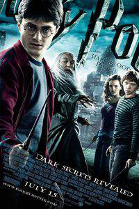 Harry Potter and the Half-Blood Prince main cover