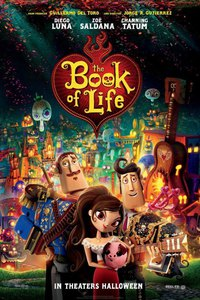 The Book of Life main cover