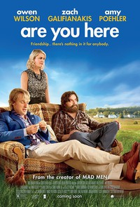 Are You Here main cover