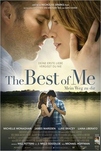 The Best of Me main cover